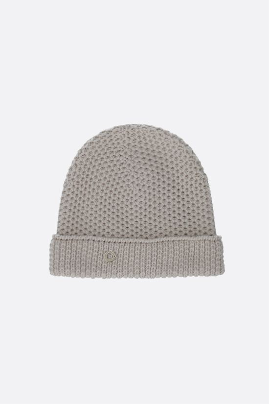 LORO PIANA: cashmere beanie Color Neutral_1