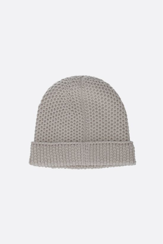 LORO PIANA: cashmere beanie Color Neutral_2