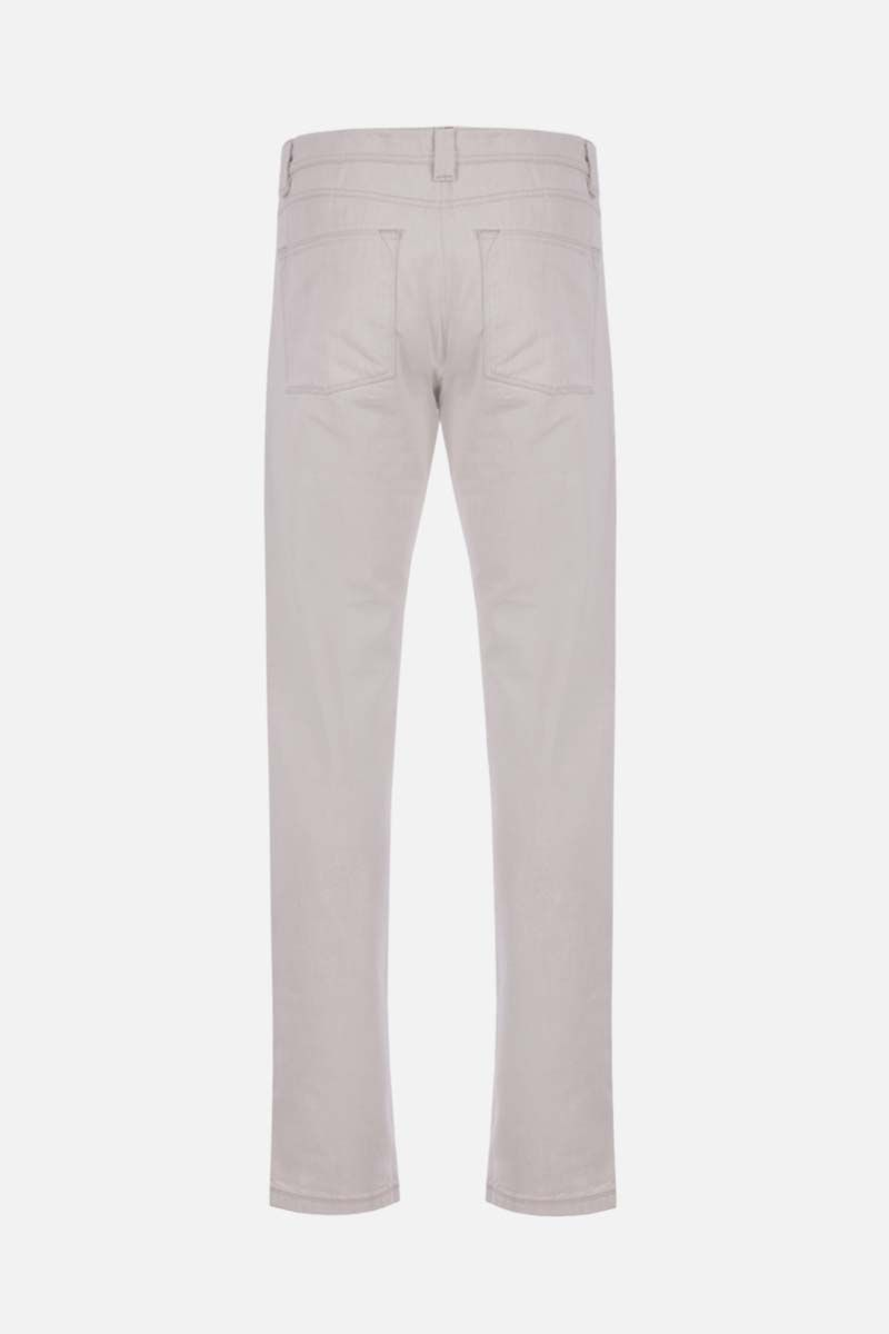 LORO PIANA: slim-fit jeans Color Neutral_2