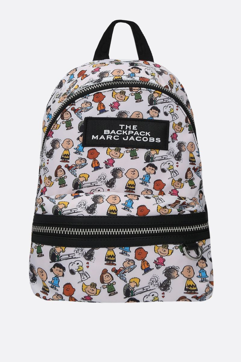 MARC JACOBS: nylon medium backpack Color Multicolor_1