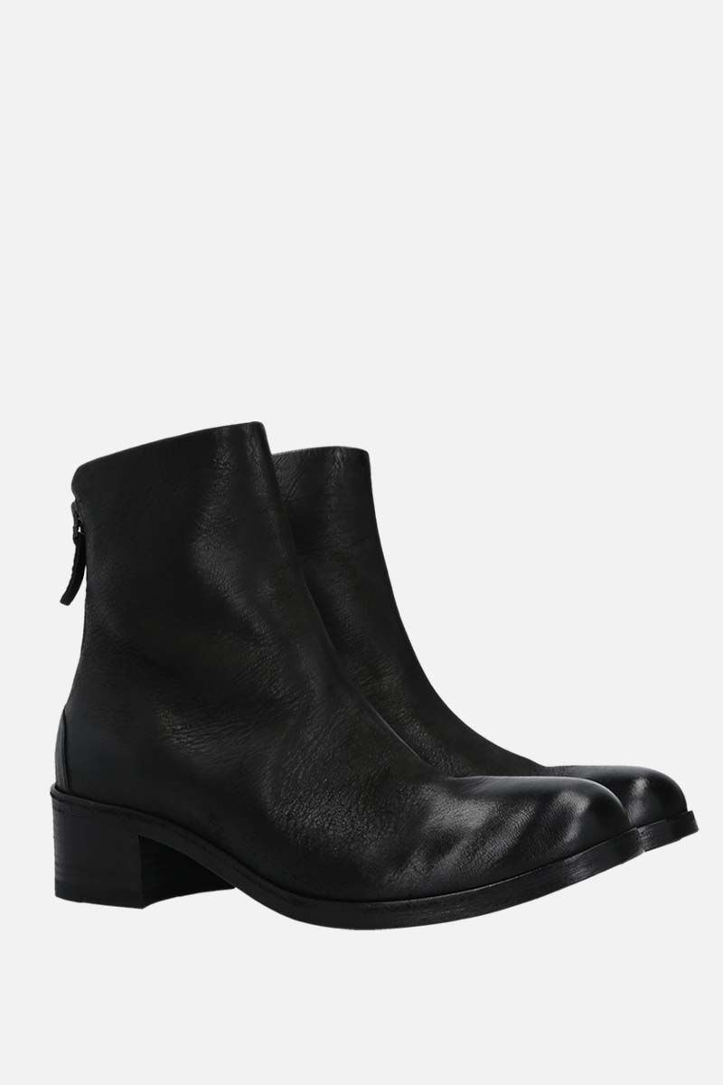 MARSELL: Listo nabuk ankle boots Color Black_2