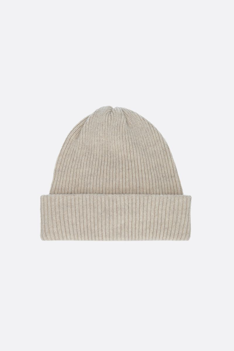 MAX MARA: Rotondo cashmere beanie Color Neutral_2