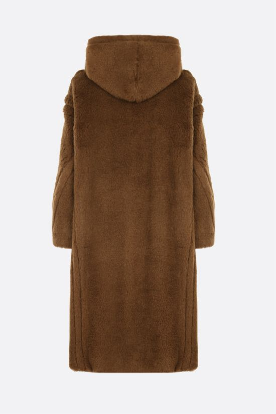 MAX MARA: Teddy12 faux fur coat_2