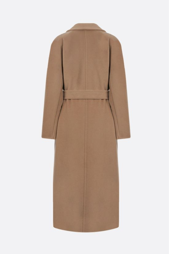 MAX MARA: 3Madame double-breasted wool cashmere coat Color Neutral_2
