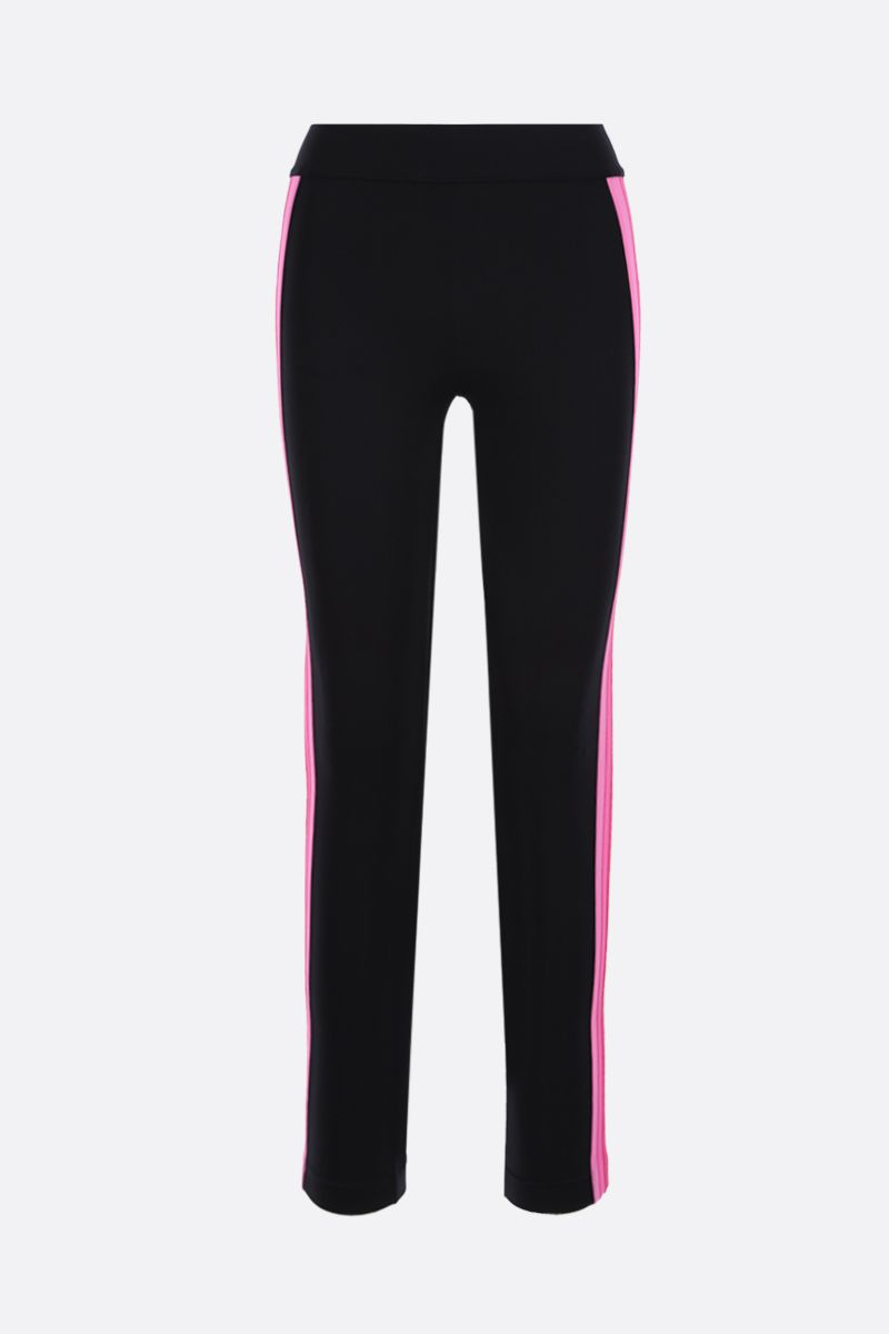 NO KA'OI: Sunlight lycra leggings Color Multicolor_1