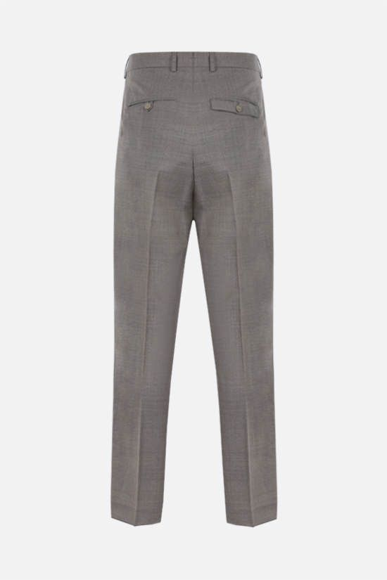 OUR LEGACY: lightwight wool chino pants Color Grey_2