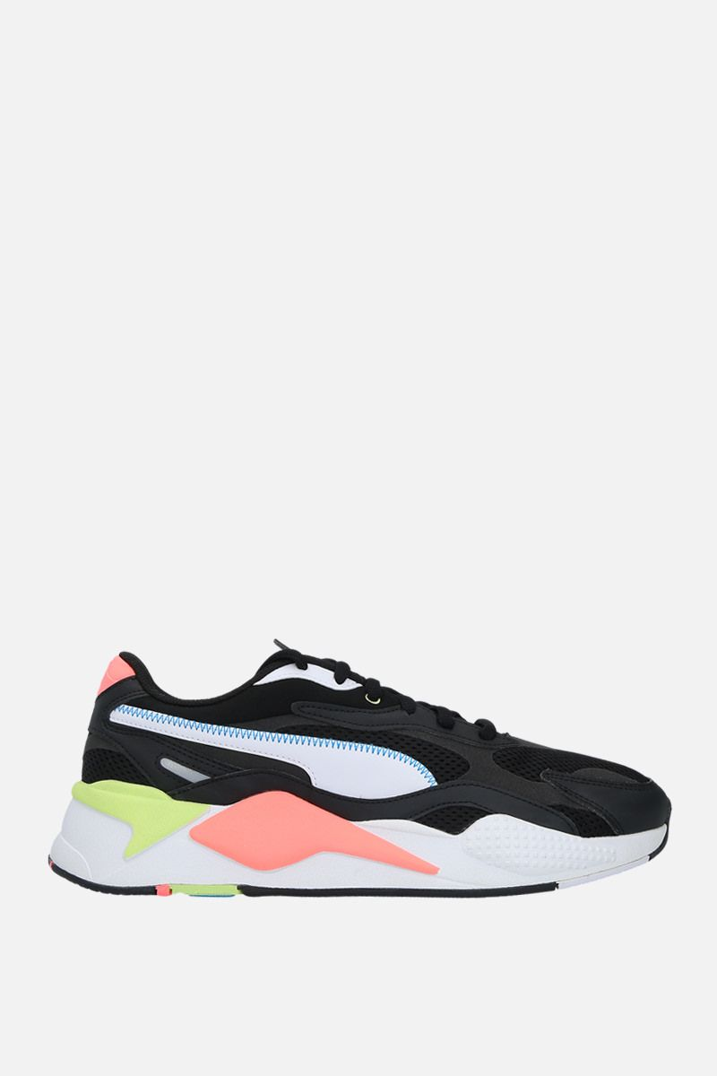 PUMA: RS-X3 Millenium in a mix of material Color Multicolor_1