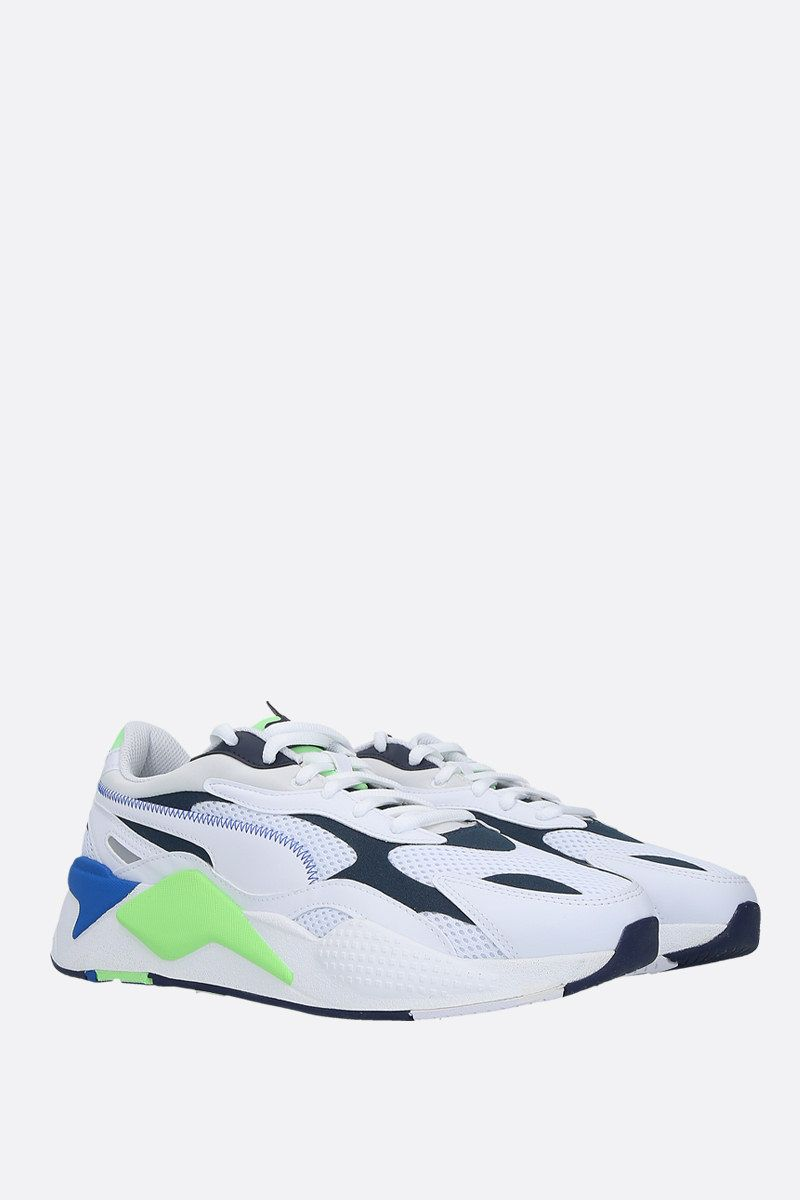 PUMA: RS-X3 Millenium in a mix of material Color Multicolor_2