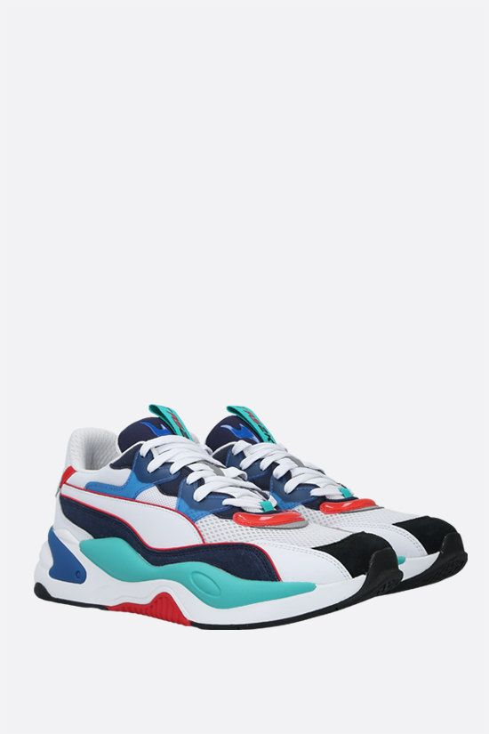 PUMA: RS-2K Internet Exploring sneakers in a mix of materials Color Multicolor_2