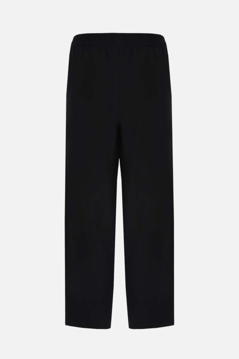 THE ROW: Olle wool darted pants Color Black_2
