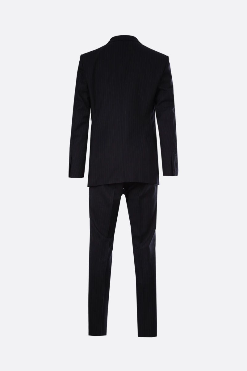 TOM FORD: O'Connor wool silk blend two-pieces suit Color Blue_2