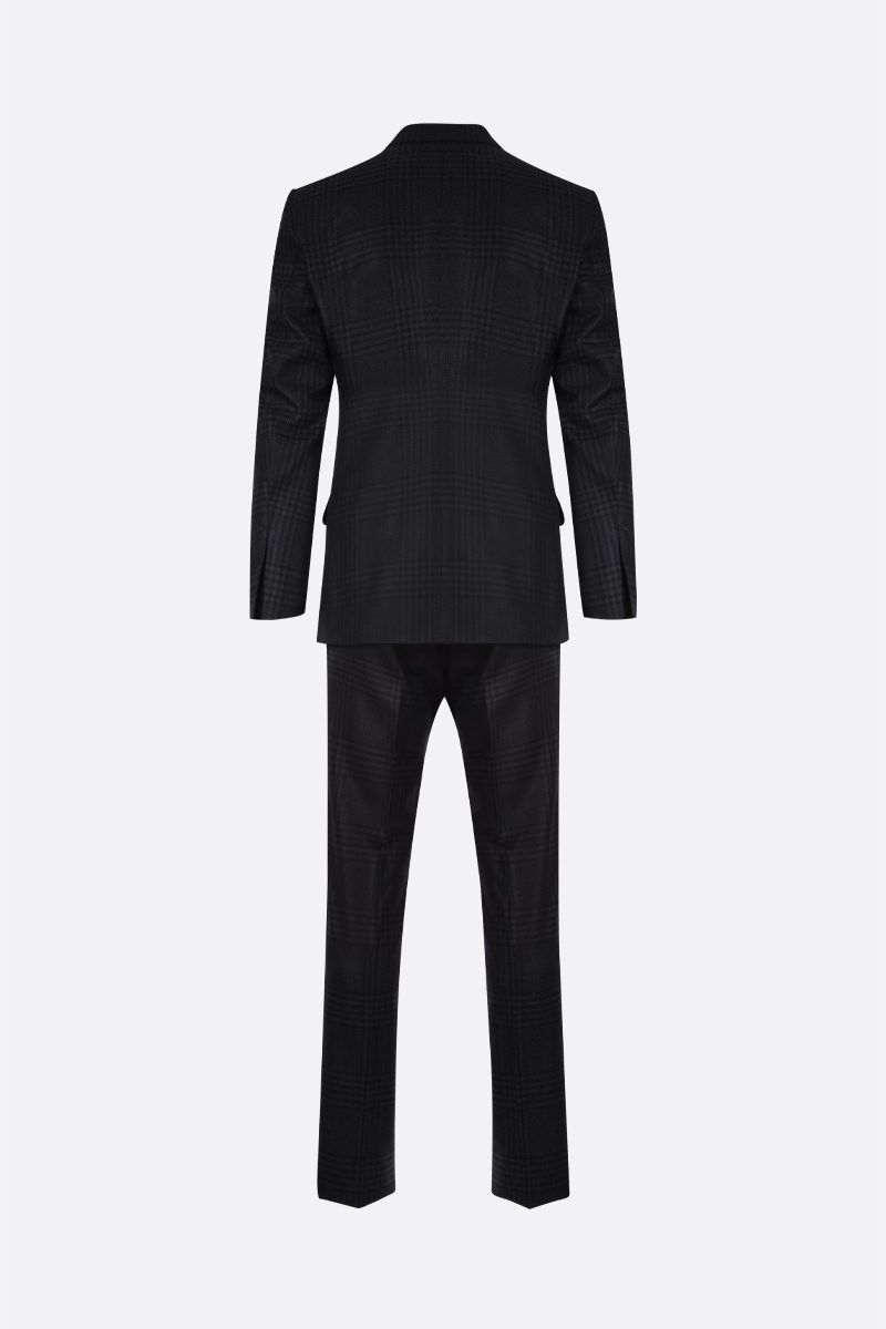 TOM FORD: O'Connor wool two-pieces suit Color Grey_2
