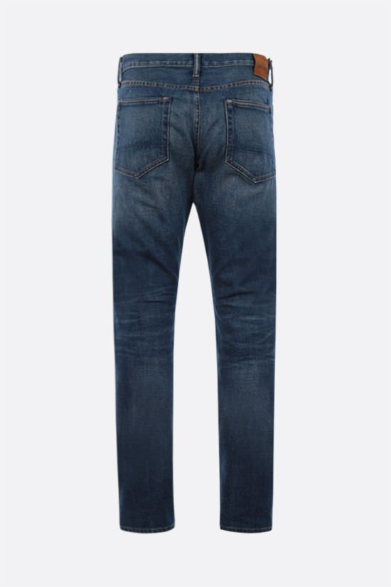 TOM FORD: slim-fit jeans Color Blue_2