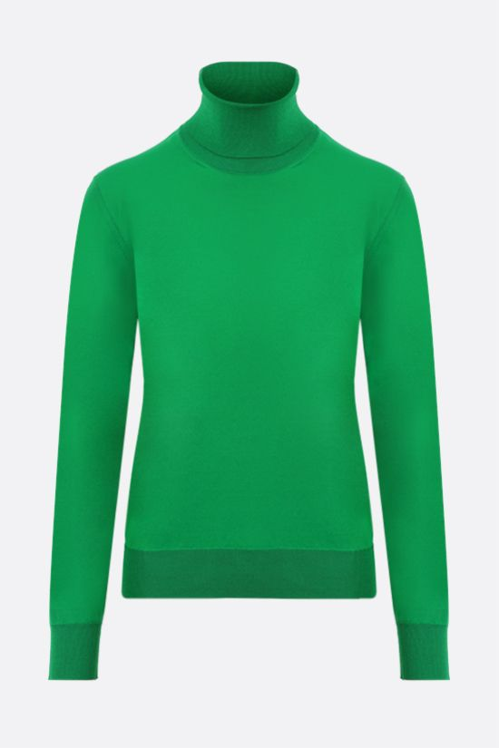 TOM FORD: silk blend turtleneck_1