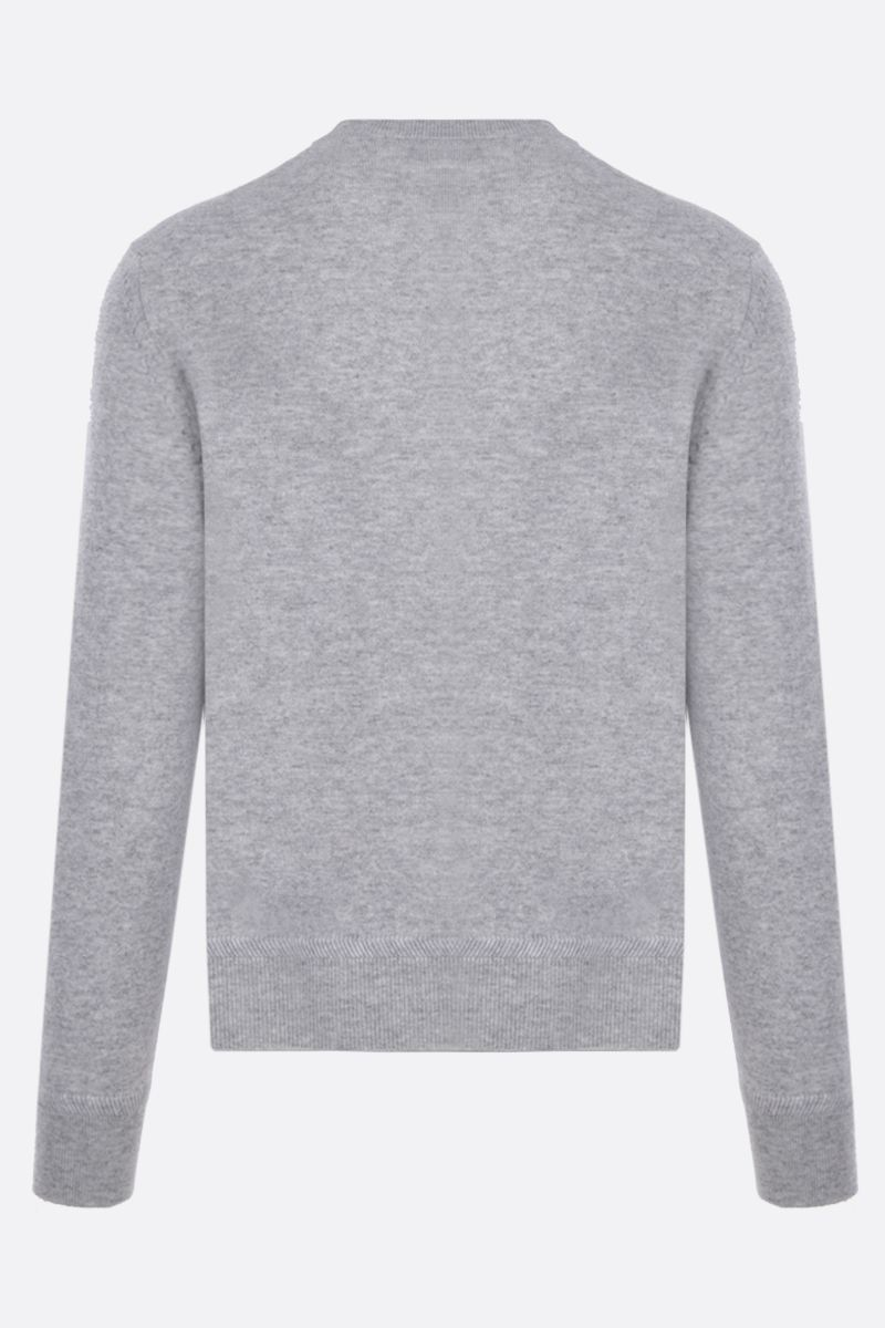TOM FORD: pure cashmere pullover Color Grey_2