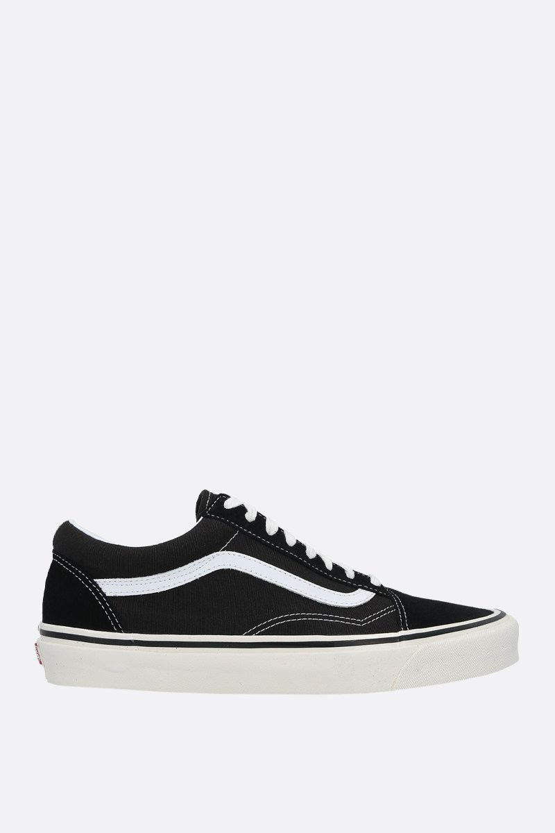 VANS: Old Skool 36 canvas and suede sneakers_1