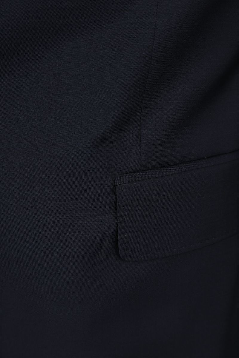 Z ZEGNA: wool mohair blend three-pieces suit Color Blue_2
