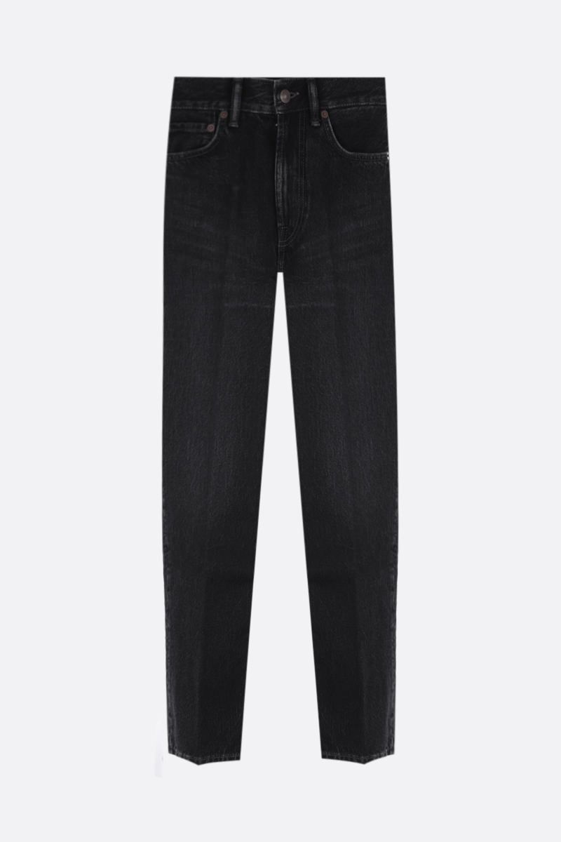 ACNE STUDIOS: jeans relaxed-fit 1993 Colore Black_1