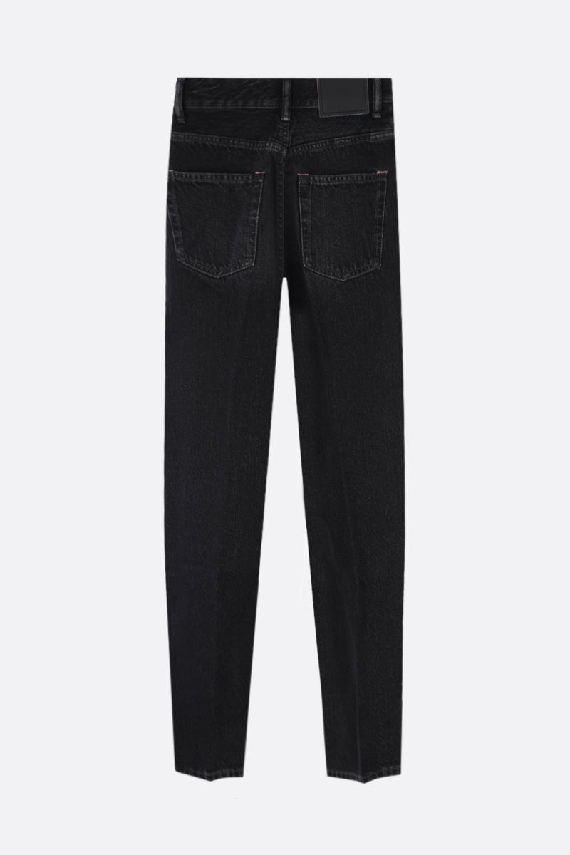 ACNE STUDIOS: jeans relaxed-fit 1993 Colore Black_2