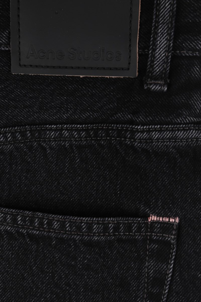 ACNE STUDIOS: jeans relaxed-fit 1993 Colore Black_3
