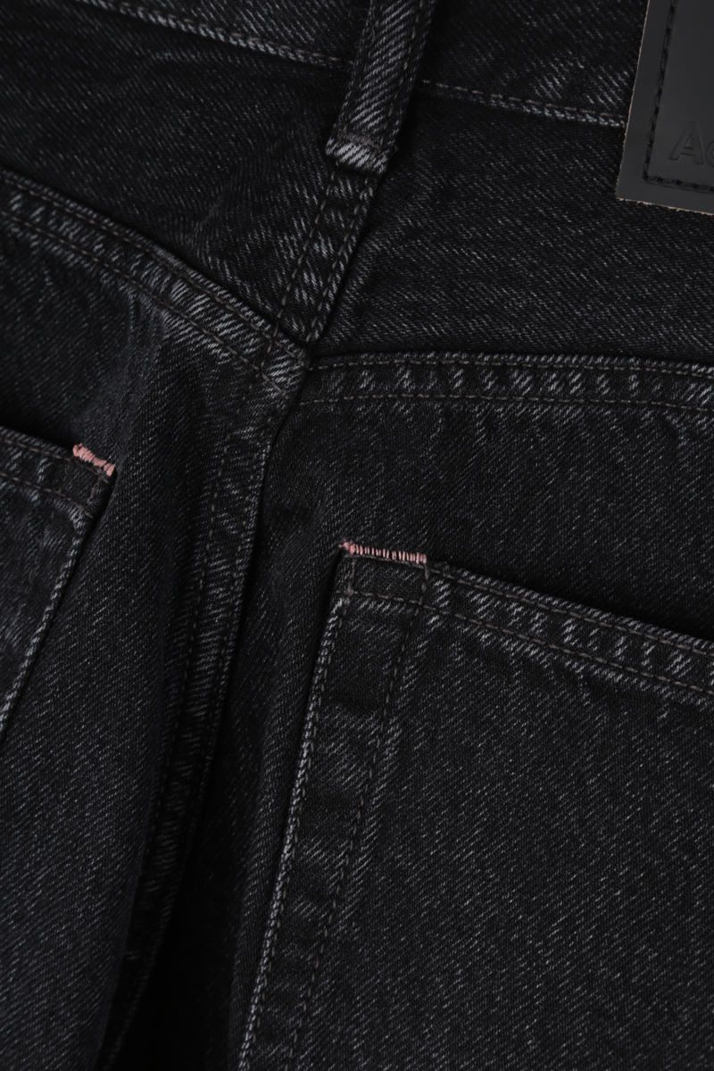 ACNE STUDIOS: jeans relaxed-fit 1993 Colore Black_4