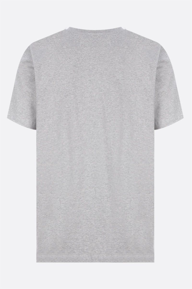 A.P.C.: t-shirt Item in cotone Colore Grey_2