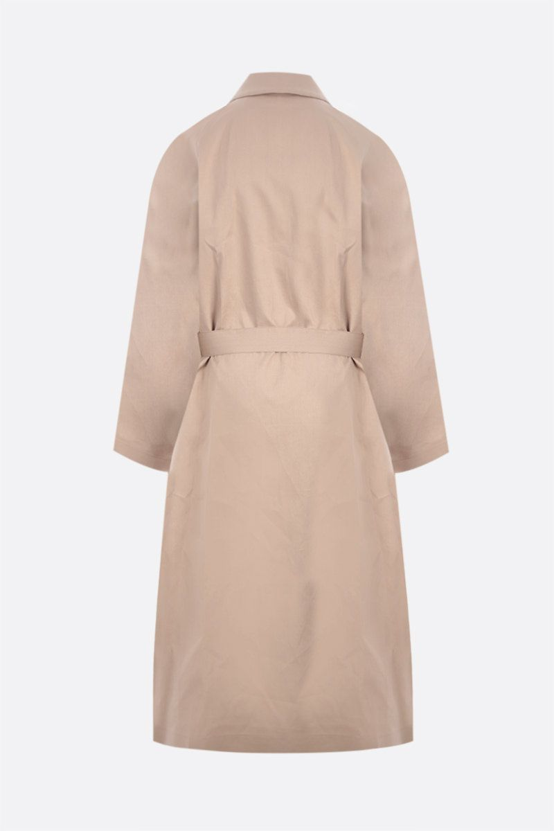 A.P.C.: Balt single-breasted cotton trench coat Color Neutral_2
