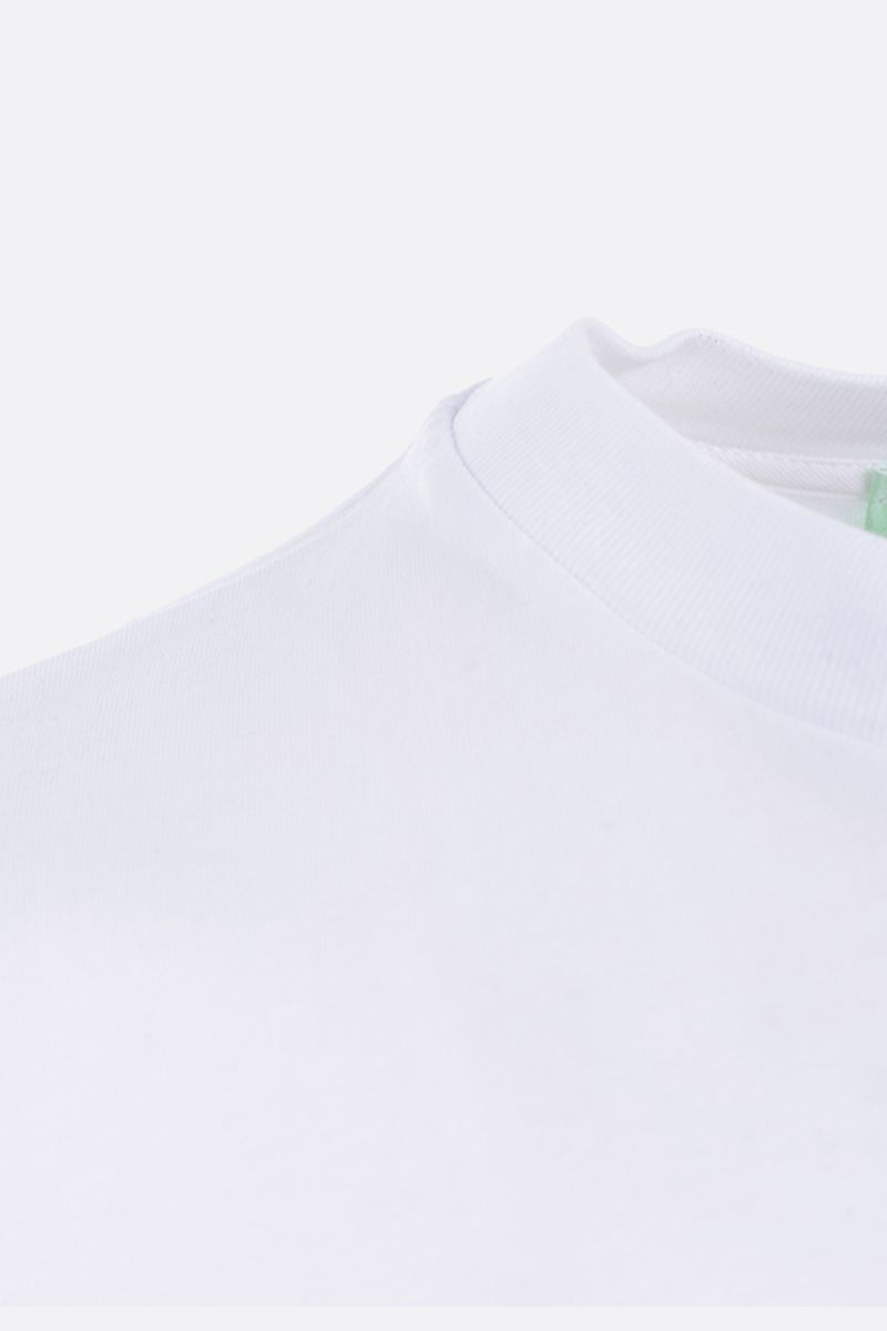 ARIES: t-shirt Acid in cotone Colore White_3