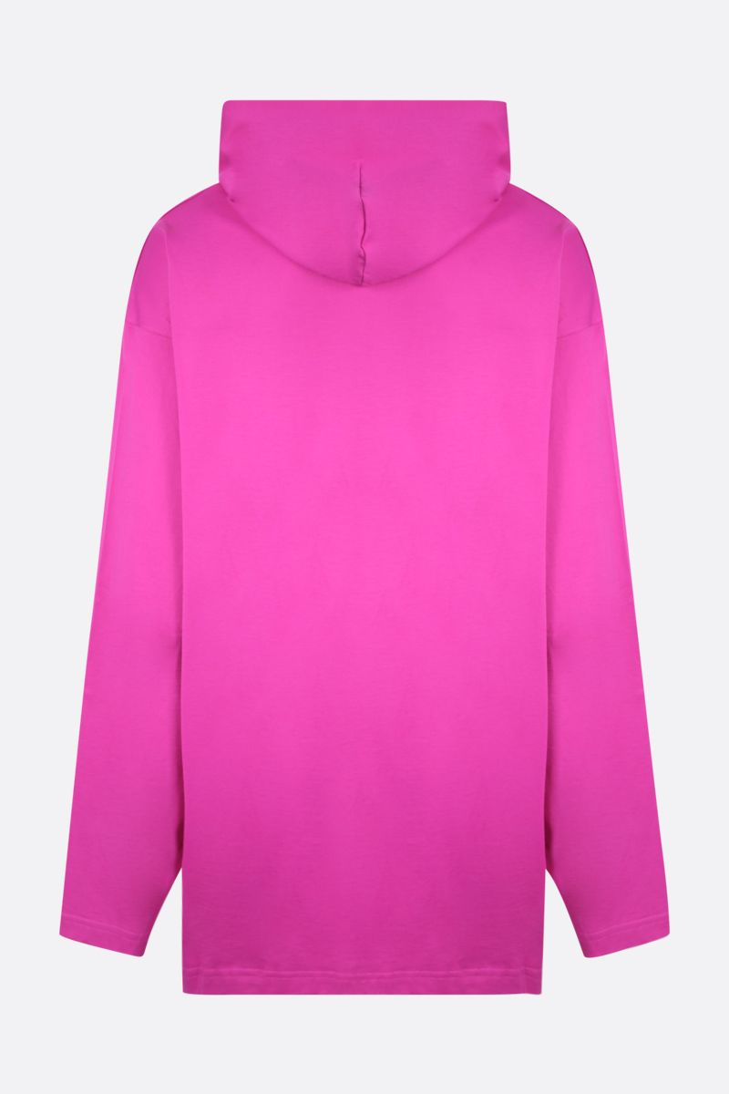 BALENCIAGA: t-shirt oversize This Is Not in jersey_2
