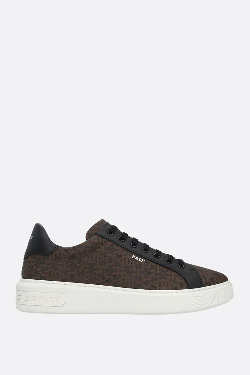 BALLY: Miky TPU sneakers Color Multicolor_1