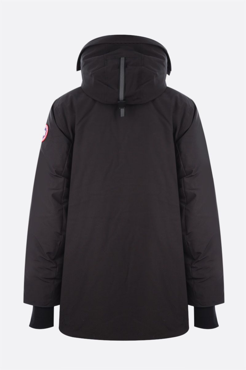 CANADA GOOSE: Sanford technical fabric down jacket Color Black_2