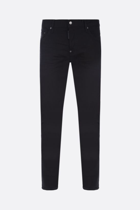 DSQUARED2: Skater jeans Color Black_1