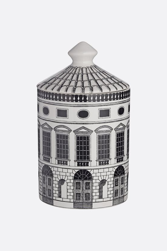 FORNASETTI: Architettura scented candle Color Grey_1