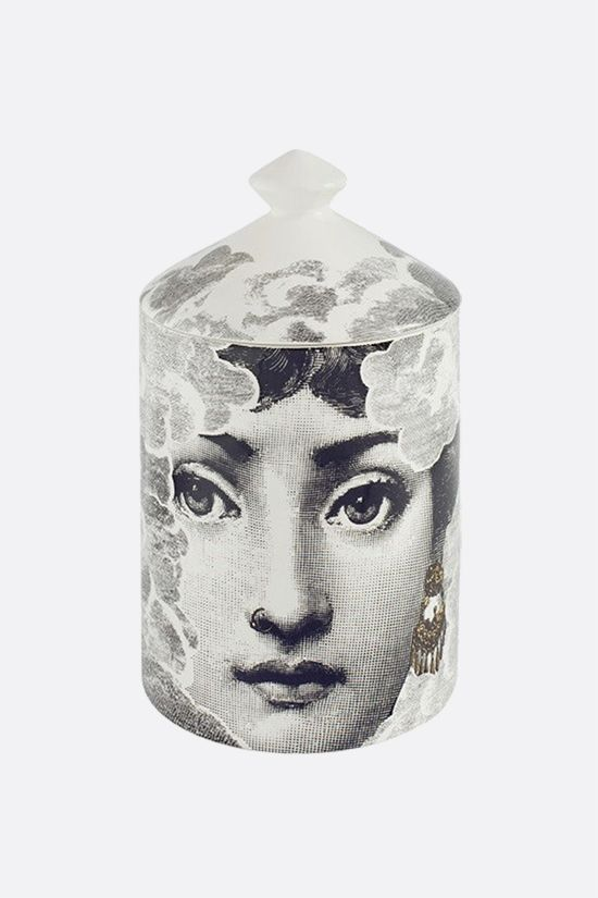 FORNASETTI: Nuvola scented candle Color Gold