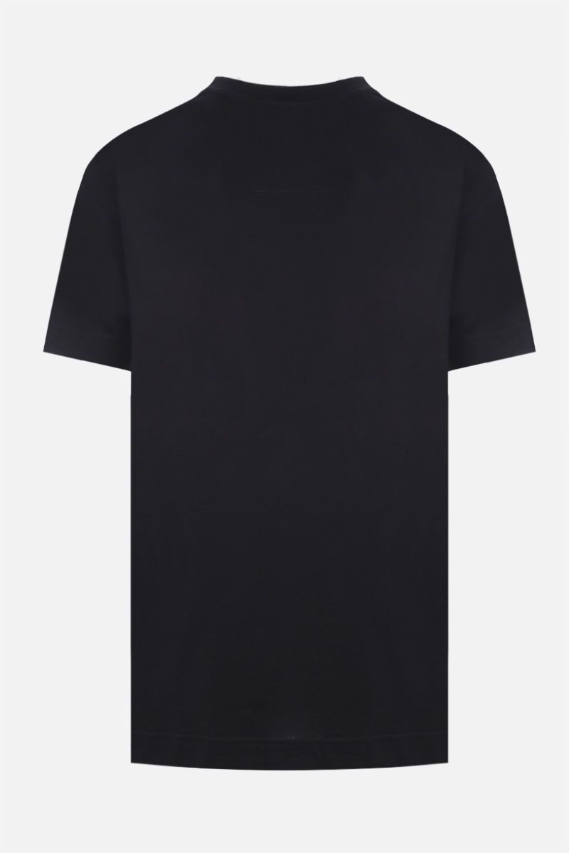 GIVENCHY: t-shirt Givenchy MMW in cotone Colore Nero_2