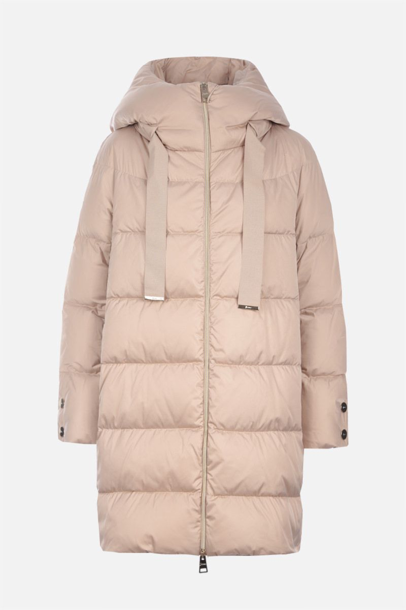 HERNO: nylon down jacket Color Neutral_1