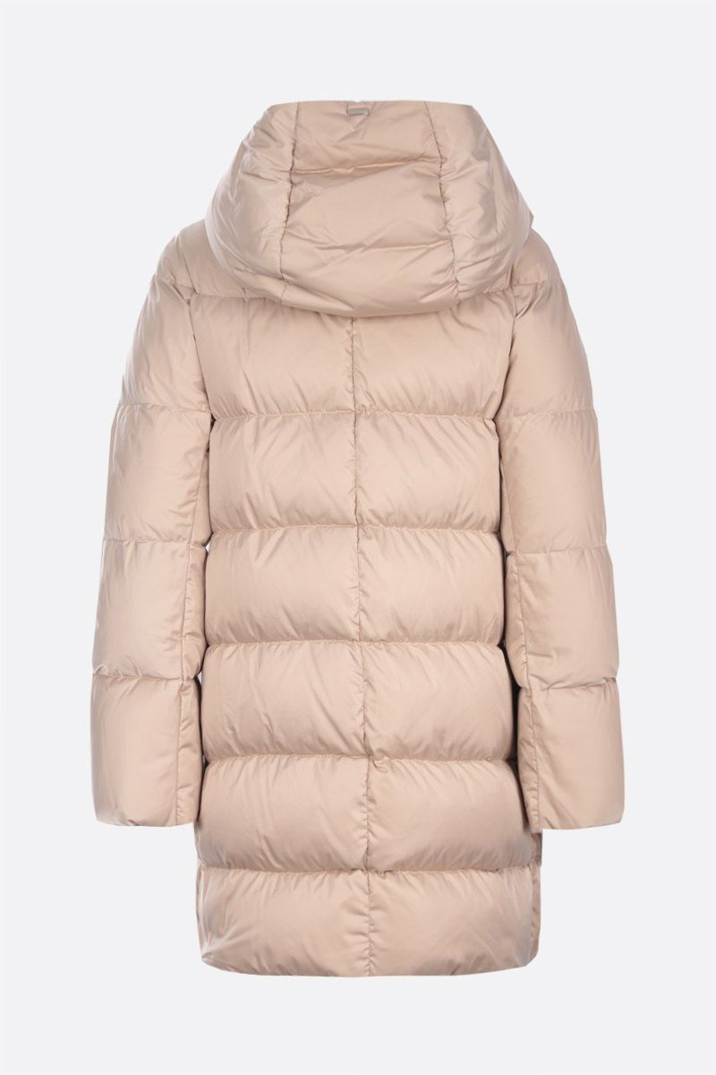 HERNO: nylon down jacket Color Neutral_2