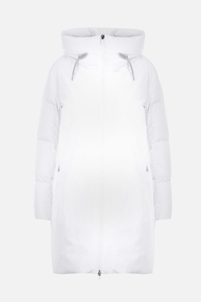 HERNO: Laminar down jacket in Gore-Tex Infinium™ Color White_1