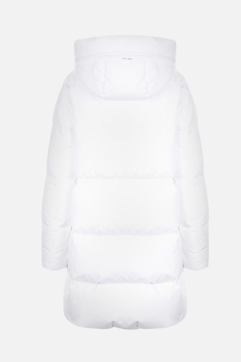 HERNO: Laminar down jacket in Gore-Tex Infinium™ Color White_2