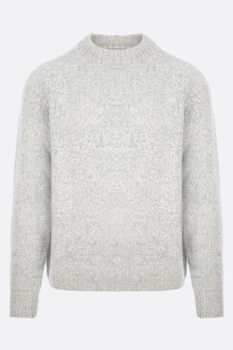 KENZO: cashmere blend pullover Color White_1