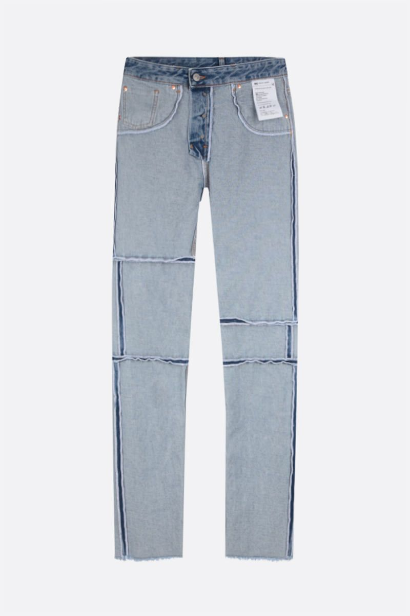 MM6: jeans Inside Out_1