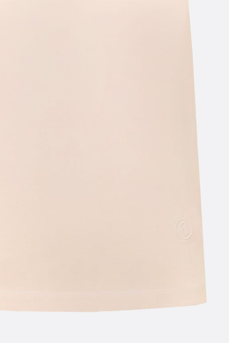 MM6: pack 3 t-shirt in jersey di cotone Colore Neutral_6