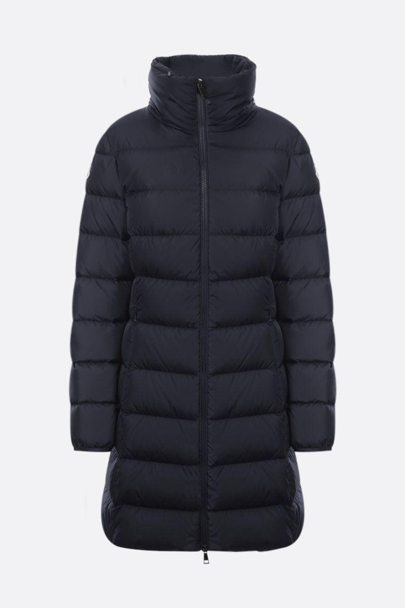 MONCLER: piumino Gie in nylon Colore Blue_2