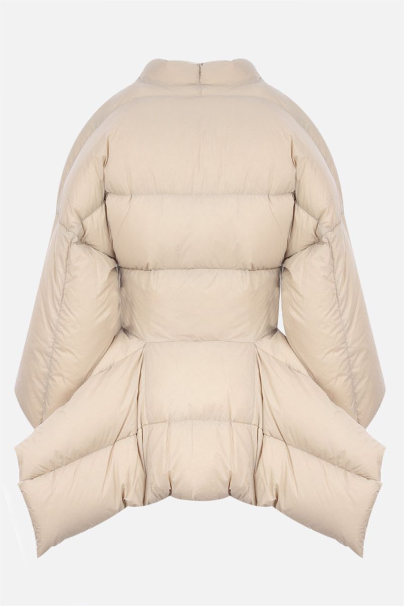 RICK OWENS: piumino Tommywing in nylon Colore White_2