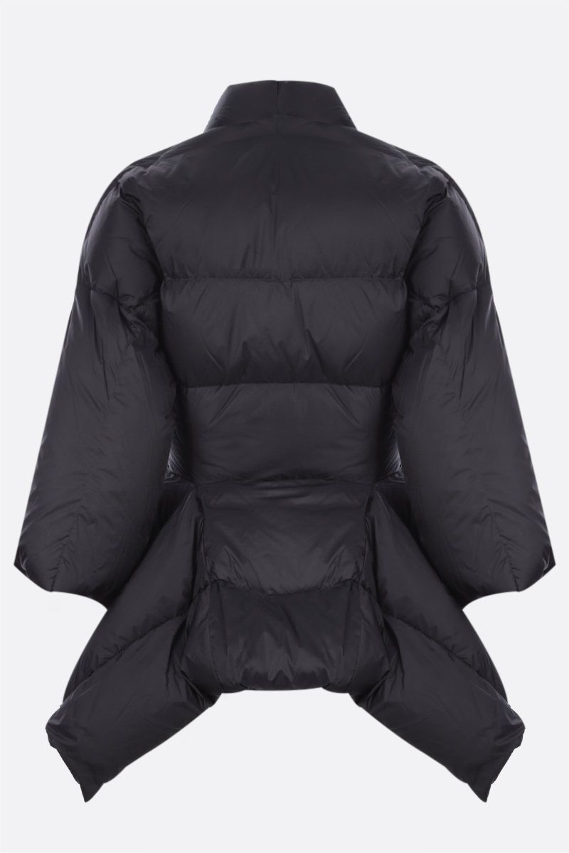 RICK OWENS: piumino Tommywing in nylon Colore Black_2