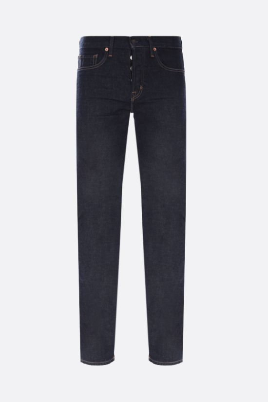 TOM FORD: slim-fit jeans Color Blue_1