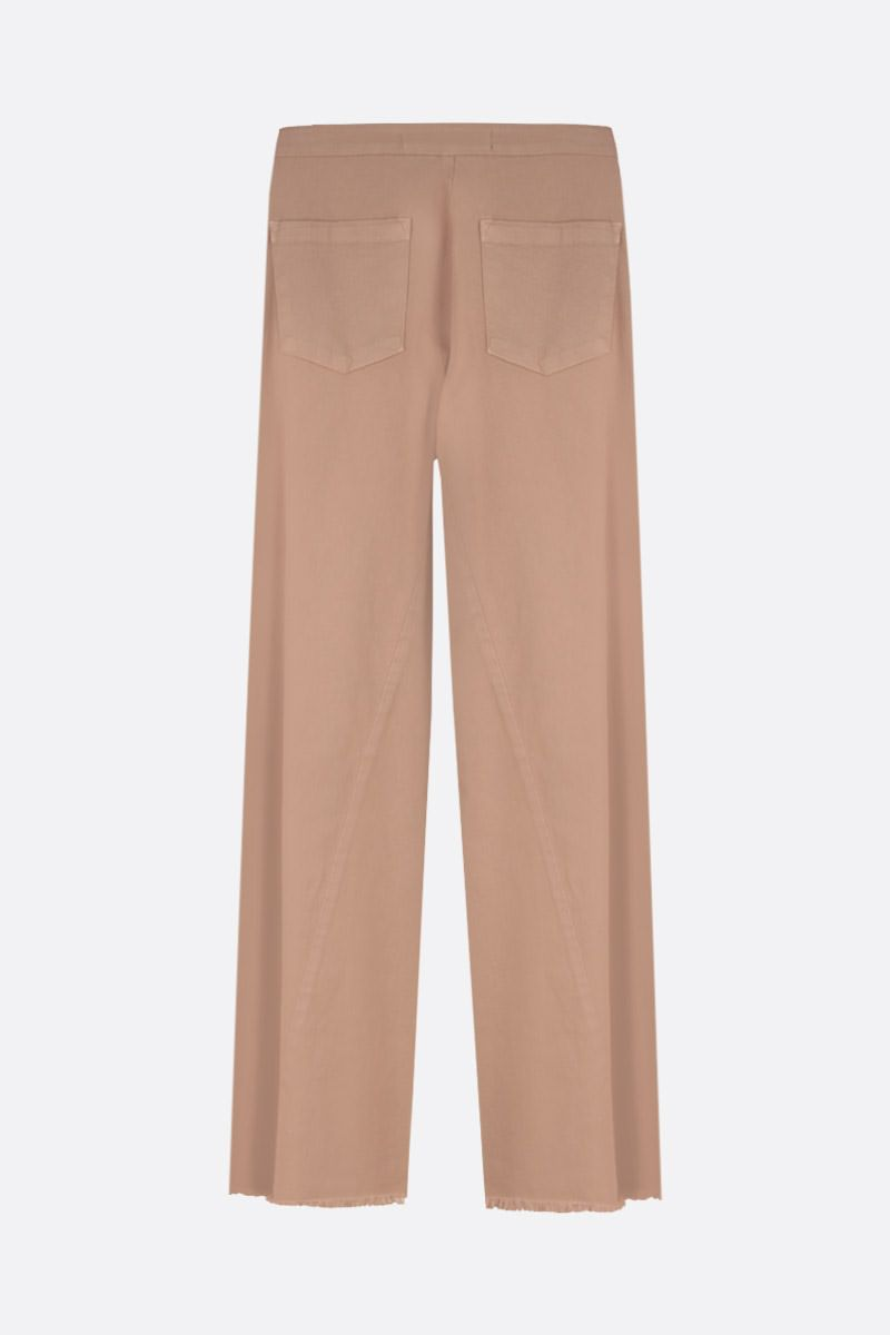 FEDERICA TOSI: flare jeans Color Neutral_2