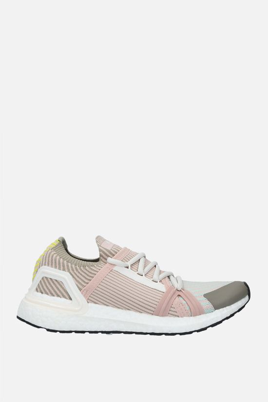 ADIDAS BY STELLA McCARTNEY: Ultraboost 20 sneaker in Primeknit fabric Color Pink_1