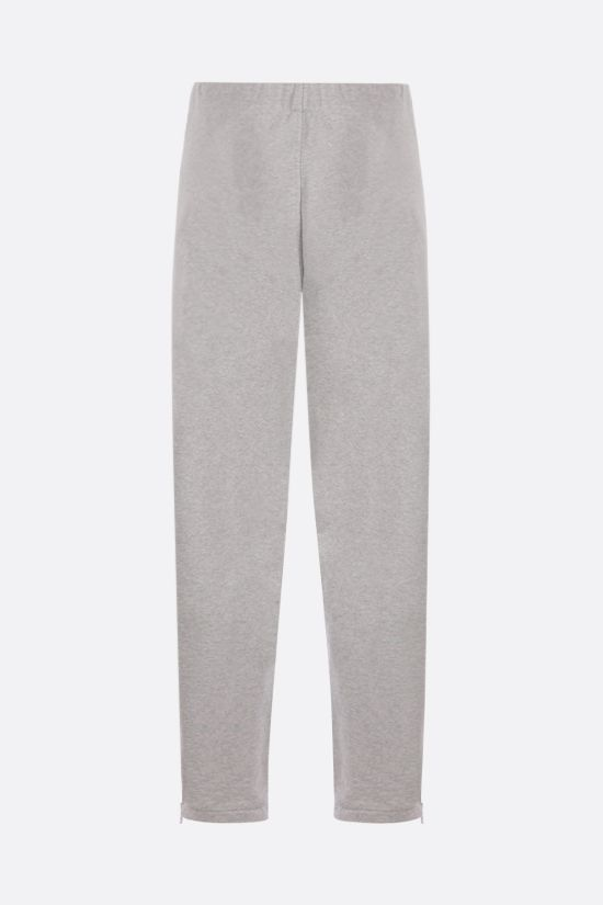 MAISON MARGIELA: 1CON cotton joggers Color Grey_2