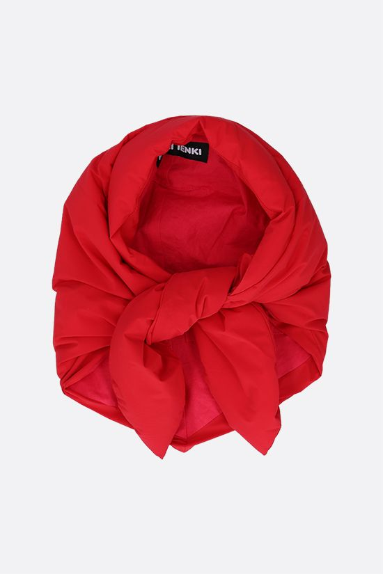 IENKI IENKI: nylon hustka hood scarf Color Red_1